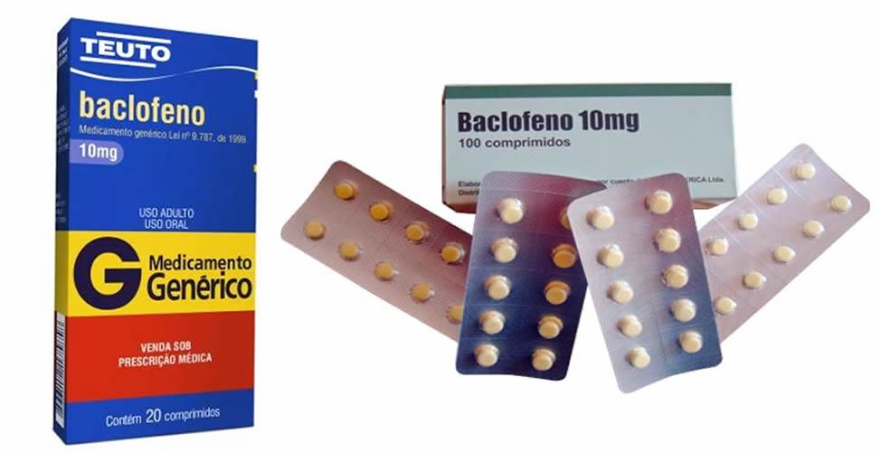 Baclofeno