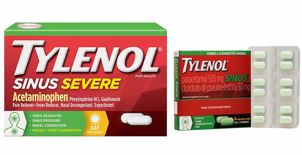 Tylenol Sinus
