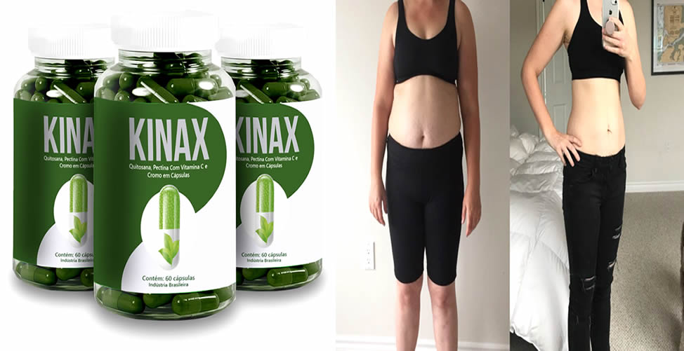 Kinax Para Emagrecer