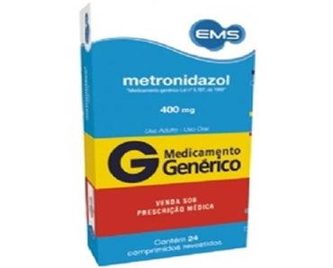 Metronidazol_Metronidazol