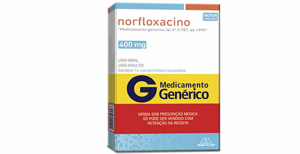 Norfloxacino