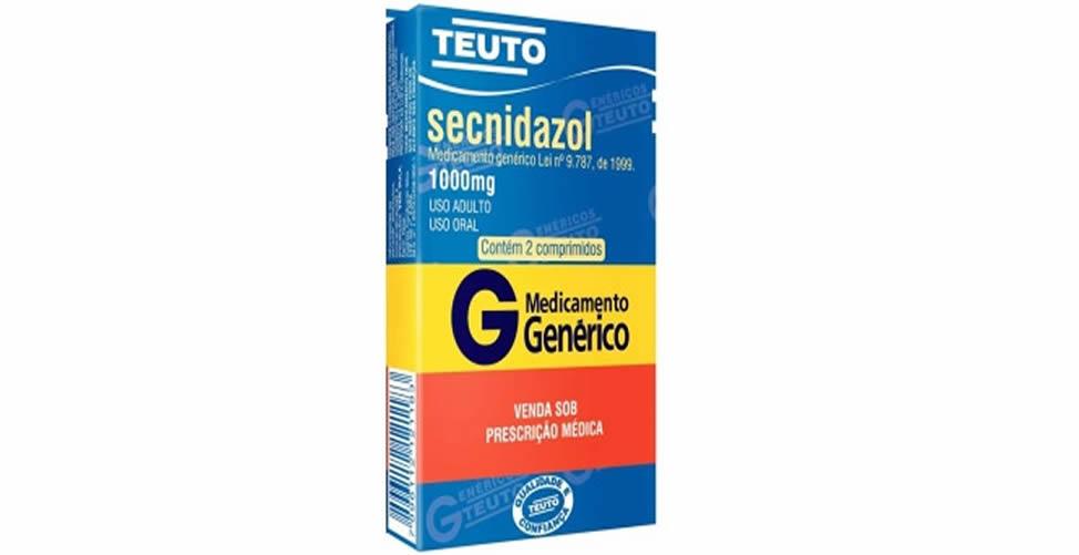 Secnidazol