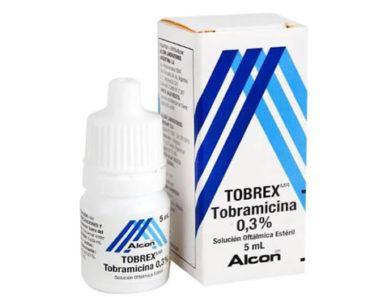Tobrex-Tobramicina