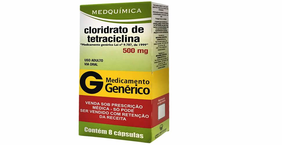 Tetraciclina