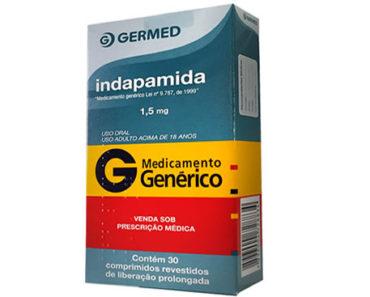 Indapamida-Indapamida