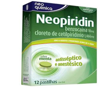 Neopiridin Anestésico