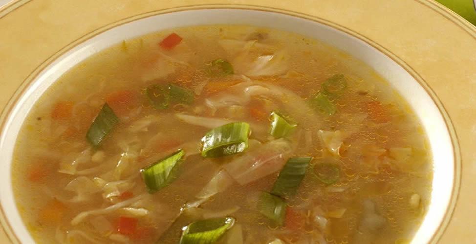Remédio Caseiro Para Colesterol - Sopa de Legumes
